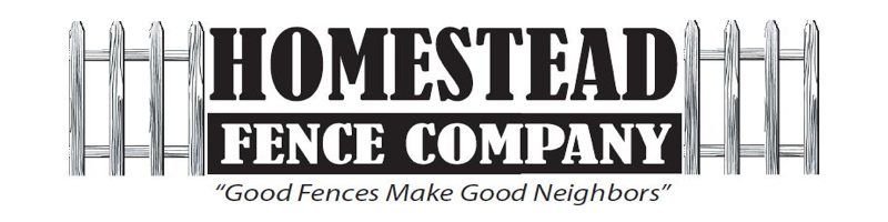 Homestead Fence Company logo